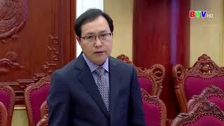Tin Vui: Tỉnh Bắc Ninh cam kết hỗ trợ SamSung đẩy mạnh KDSX, tăng trưởng Kinh Tế hơn trong năm 2020.
