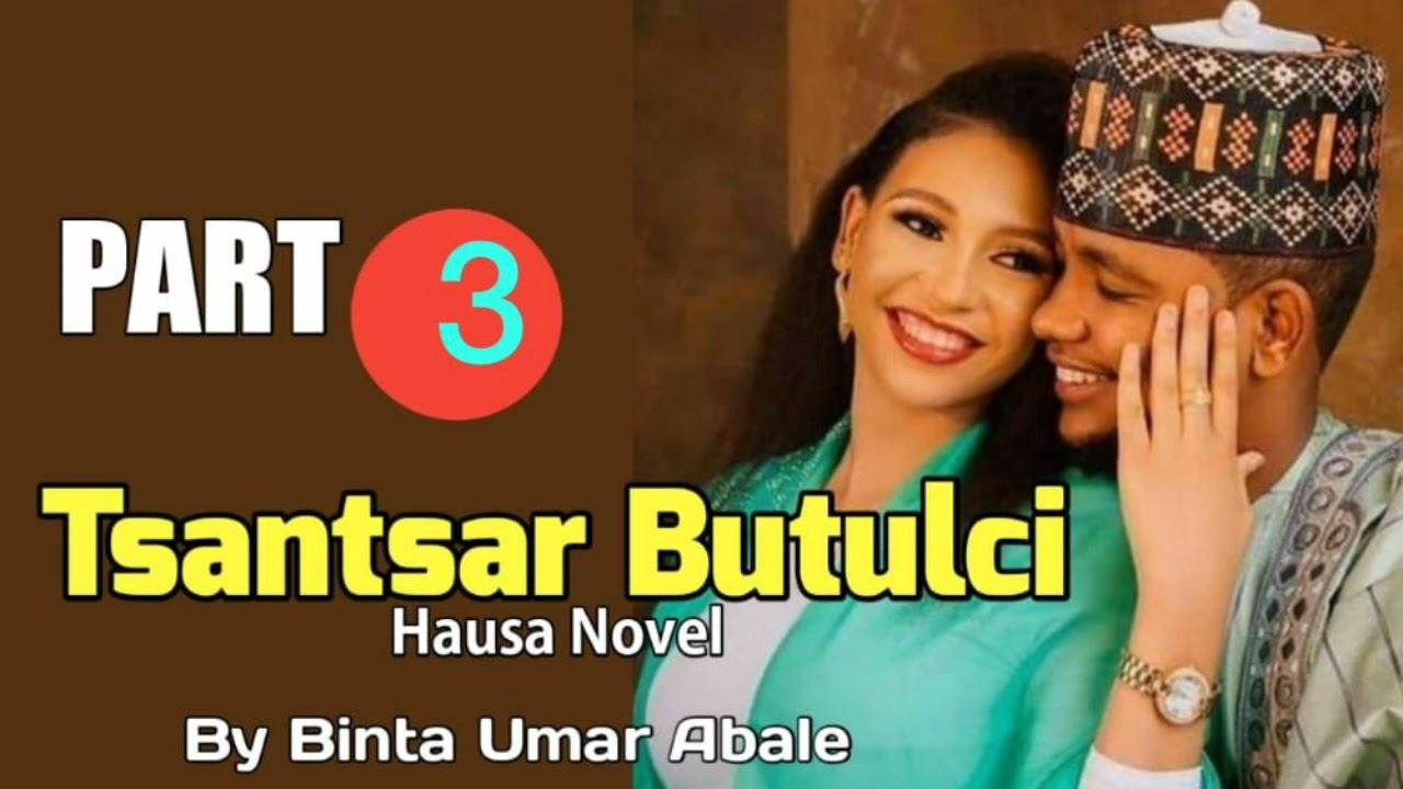 Download Tsantsar Butulci Hausa novel part 3 labarin Tsantsar Butulci da ci Amana