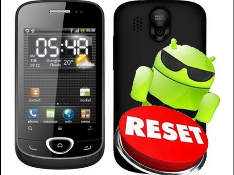 HOW TO HARD / FACTORY RESET ZTE RACER 2 II / ARIZONA HD ANDROID HARD RESET