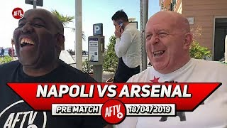 Napoli vs Arsenal | Don't Go Gung-Ho! (Ft Troopz & No.1 Gooner)