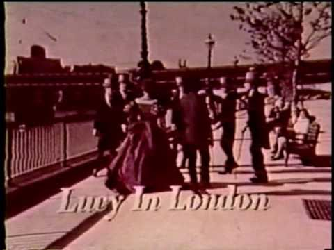 Lucy In London Dave Clark 5 TV Promo! 1965