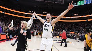 Bojan Bogdanovic Nails Game-Winner vs. Giannis and Bucks | Utah Jazz Win