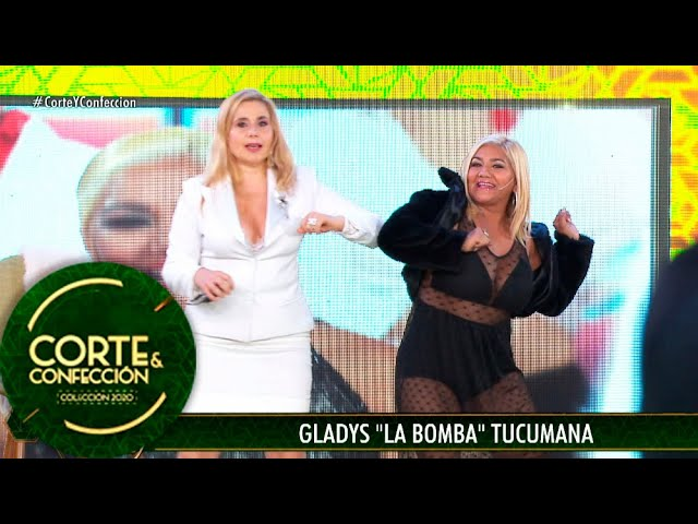 Corte Y Confeccion Programa 24 07 20 Invitada Gladys La Bomba Tucumana Youtube