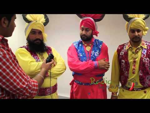 Bhangra Rules with RJ Harry 060714 RGM