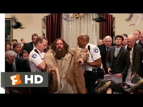 Evan Almighty (8/10) Movie CLIP - There's Going to Be a Flood (2007) HD