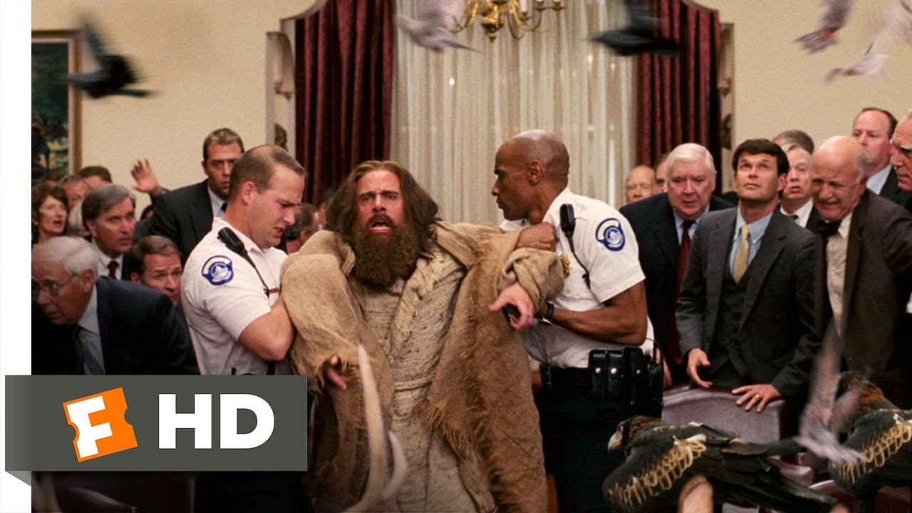 Evan Almighty 810 Movie Clip Theres Going To Be A Flood 2007