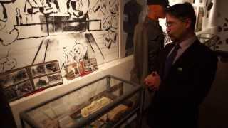 видео Выставка про г. Выборг и про Военный музей Карельского перешейка