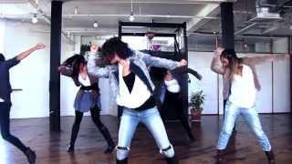Raquel Cabrera Choreography-Janet Jackson Pleasure Principle