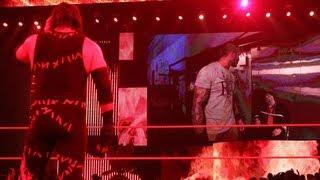 Randy Orton kidnaps Kane