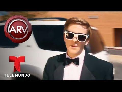 Invita a Emma Stone a su senior prom imitando La La Land | Al Rojo Vivo | Telemundo