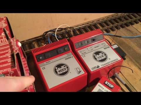 How to power an LGB (G scale) train? Analog or Digital?