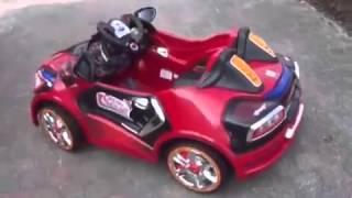 Детский электромобиль Maserati triagroup.com.ua(, 2014-03-07T14:35:46.000Z)