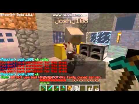 Team Iluzion Minecraft Griefing Team: DiscoSpiderX Sevrer: Looking for members