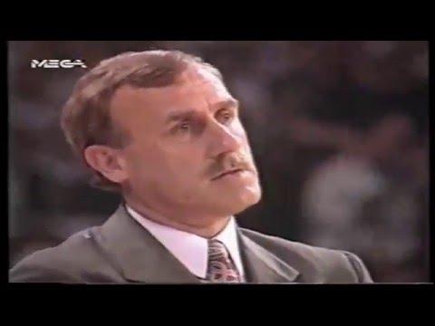 1992 NBA finals game 6 Portland Blazers-Chicago Bulls(plus post game)