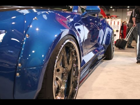 Carbon Creations NEW Products at SEMA 2016