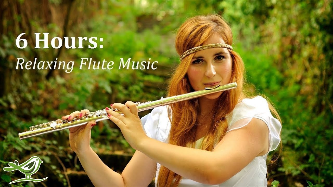 6 Hours of Relaxing Meditation Music: Flute Music, Soothing Background  Music, Sleep Music ★42