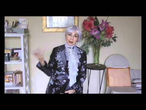 CHK Wellness Talk - Christine in Dinner for one.wmv