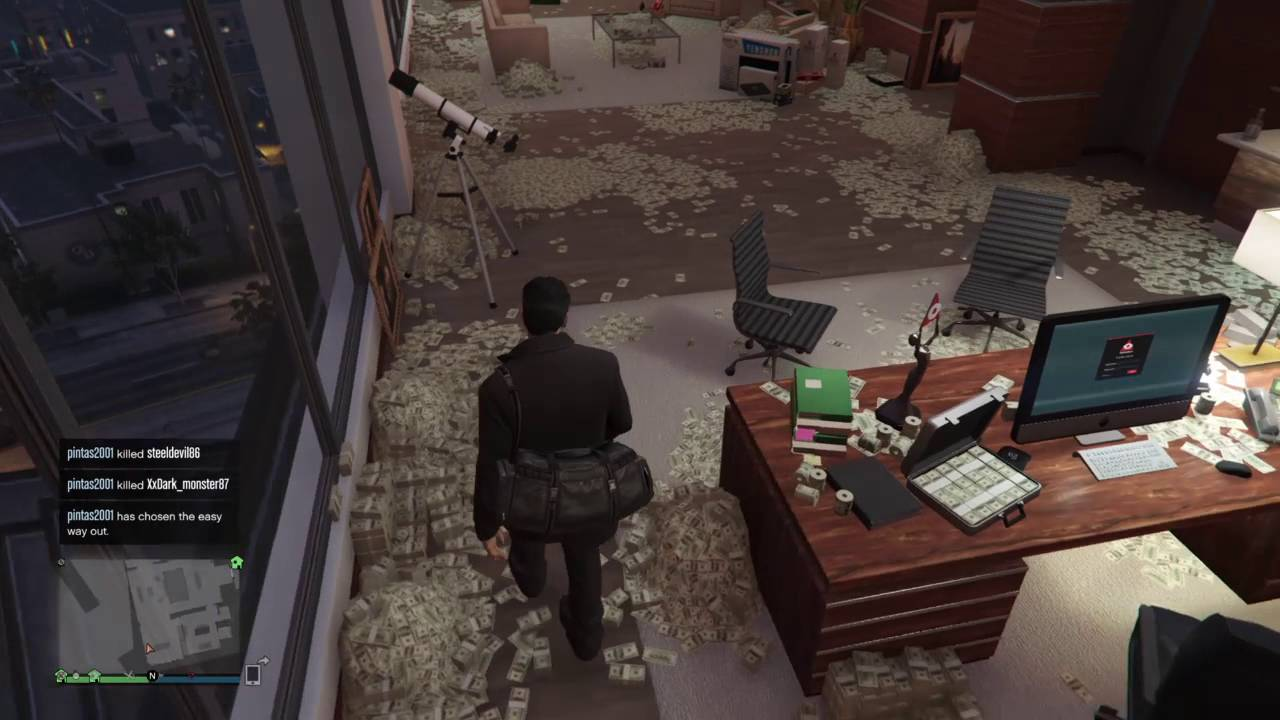 GTA 5 CEO My Office Is Messy YouTube