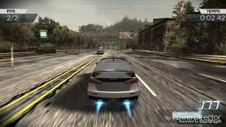 COURSE CONTRE JAPAN4 ( NFS Most Wanted) #1