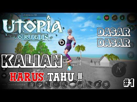 HAL YANG HARUS KALIAN KETAHUI - Utopia: Origin Play in Your Way Indonesia
