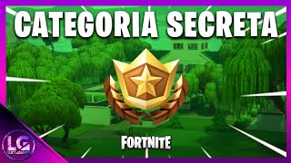 FORTNITE-SECRET CATEGORY OF SEASON 6 BATTLE PASS WEEK 1