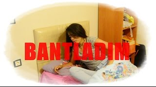 Melda'yı Uyurken Yatağa Bantladım !!