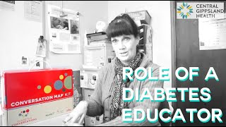 The Role of a Diabetes Educator