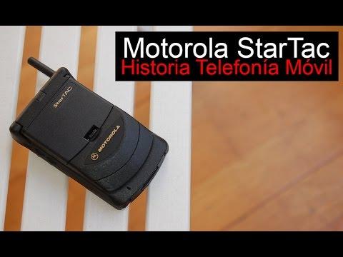 Motorola StarTac, Anunciado En 1996 | Historia Telefonía Móvil