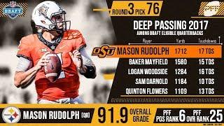 Pittsburgh Steelers Draft Picks   PFF