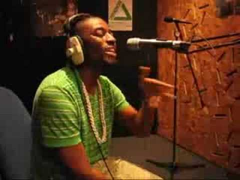 Bashy live on Reprezent 87.7FM