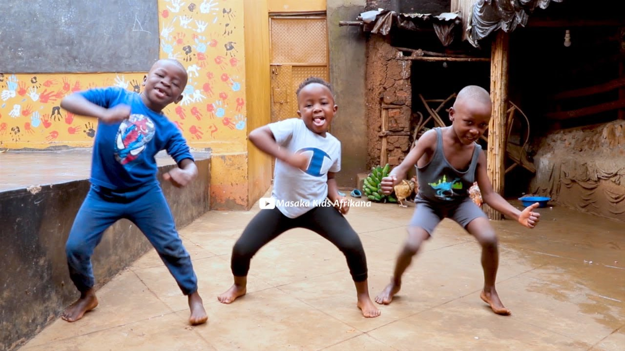 Download Masaka Kids Africana Dancing to Afro Dance Moves 2021
