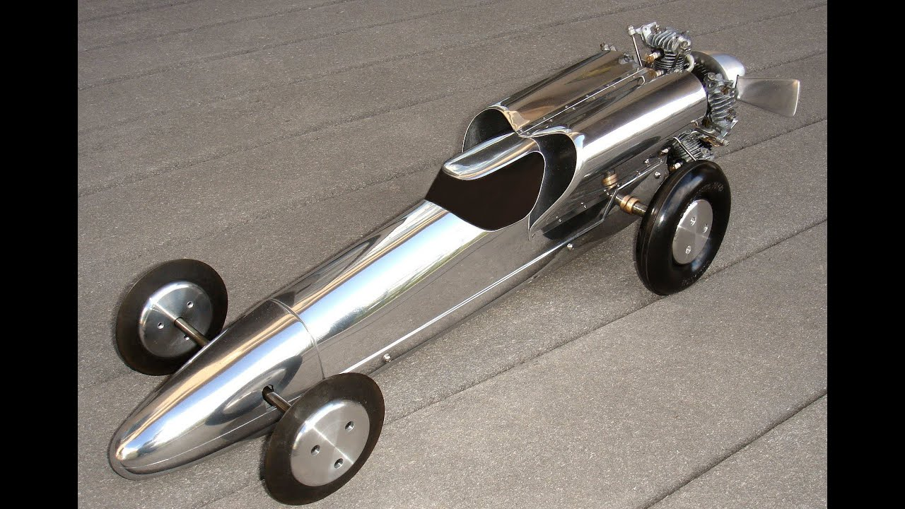 Tether Cars Speedmodellautos European Championship