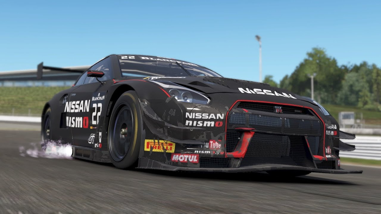 project cars 2 ps4 nissan gt r gt3 fuji youtube. Black Bedroom Furniture Sets. Home Design Ideas