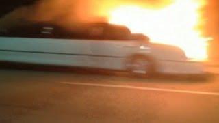 Bride Killed in Limo Fire: San Francisco Fire Kills Bride, 4 Others on Area Bridge