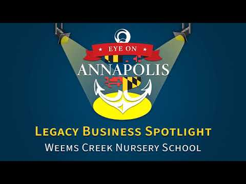 Legacy Business Spotlight:  Weems Creek Nursery School