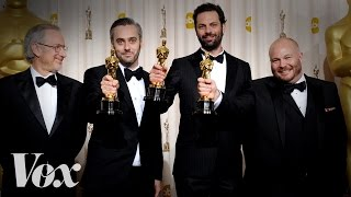 The Oscars' voting process awards bland movies