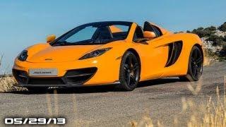 McLaren 50th Birthday, 2014 BMW M3, Mystery Aston, BMW Gran Lusso, BMW M2, & Friendsday Wednesday!