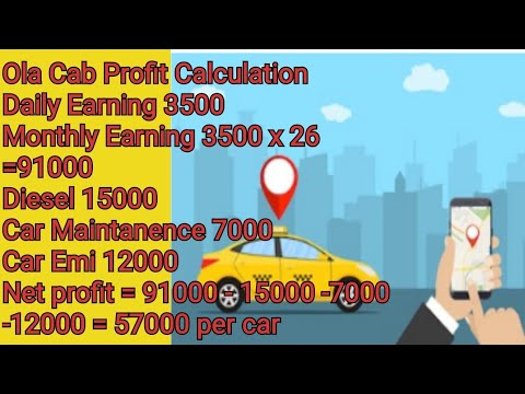 Ola cabs business model    How to Start Business With Ola    How to Earn Lakhs in Ola Cab in Tamil
