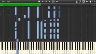 Lacrimosa Stolzes herz piano tutorial