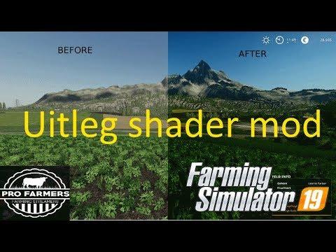Download Farming simulator 2019 ****Hoe installeer je shaders****** (uitleg)(NL)