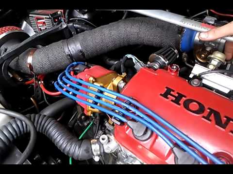 97 Honda Civic Sohc Zc Swap