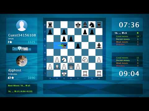 Chess Game Analysis: djghost - Guest34156108 : 1-0 (By ChessFriends.com)