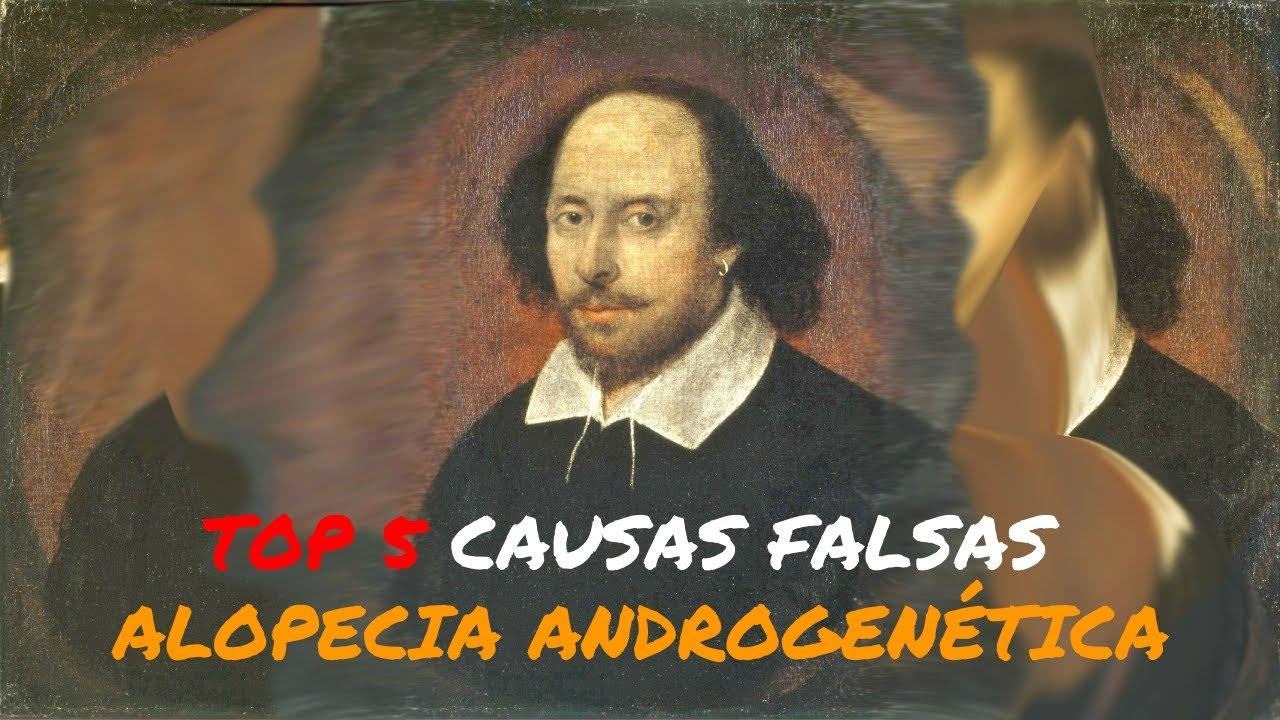 TOP 5 CAUSAS FALSAS DE ALOPECIA ADROGENÉTICA