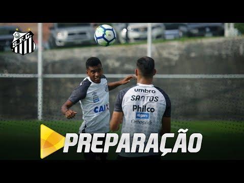 Rodrygo e Renato analisam confronto contra Querétaro
