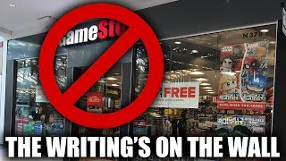 Survey: Teens Don't Give A Crap About Buying Games At GameStop, They Rather Just Download Them