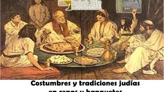 Costumbres y tradiciones judías