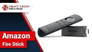 Amazon Fire Stick Product Review  – NTR