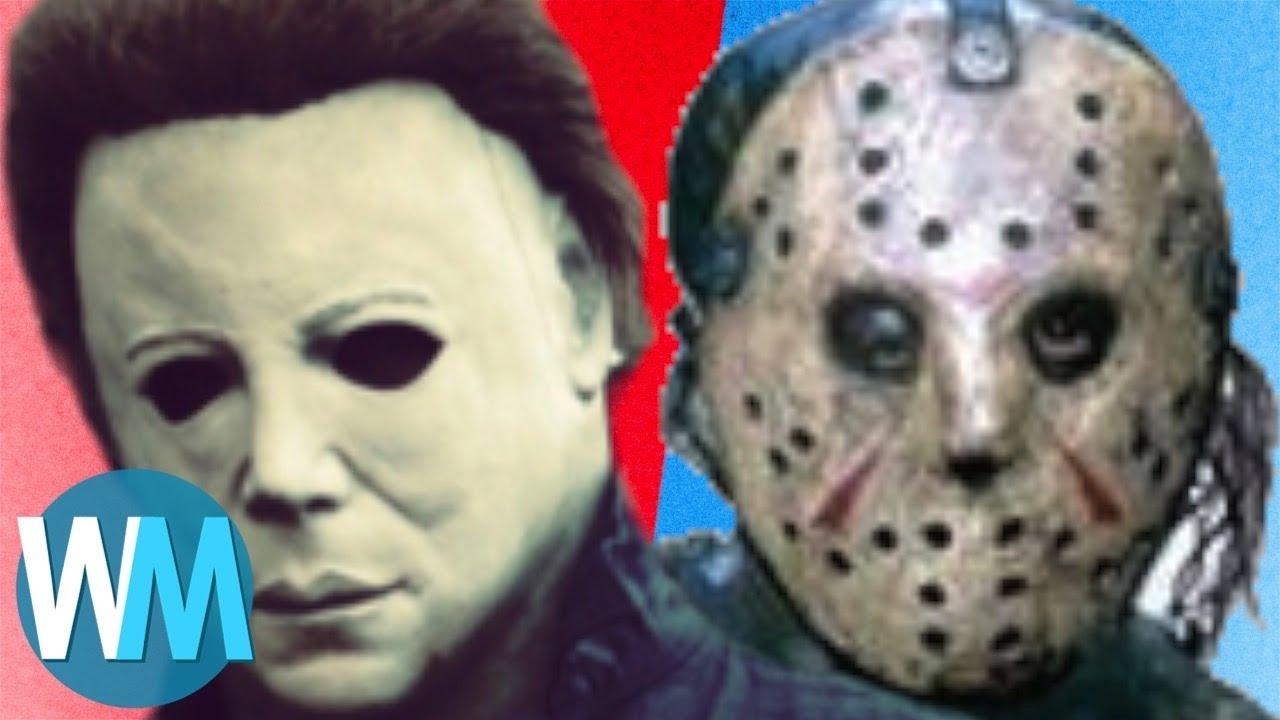 Friday The 13th Vs Halloween
