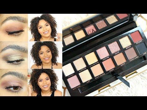 Anastasia Soft Glam Tutorial: 3 Looks 1 Palette