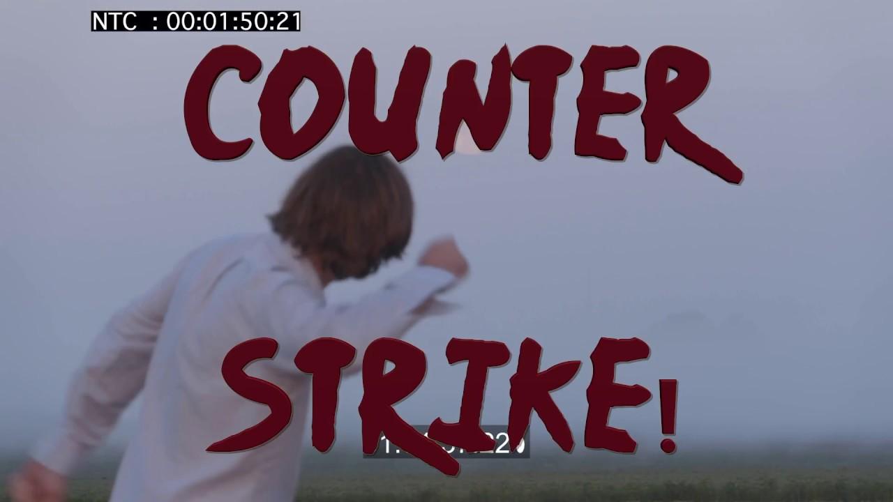 COUNTER STRIKE! -- JOHN MAUS